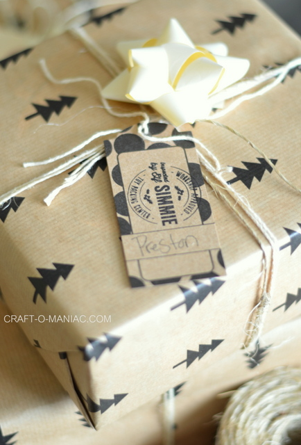 christmas gift wrap stamp3
