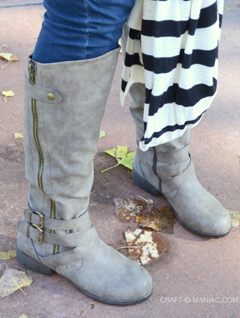 grey boots fashion4